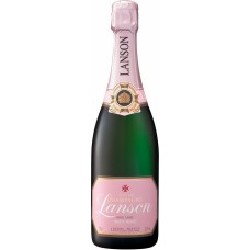 Lanson Rose Label Brut Rose