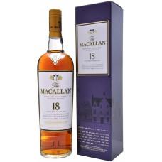 Macallan 18 Years Old