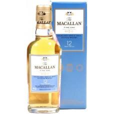 Macallan Fine Oak 12 Years Old