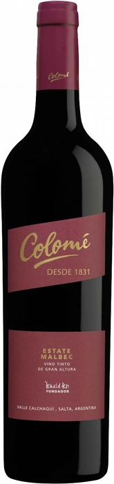 Colome Malbec Estate